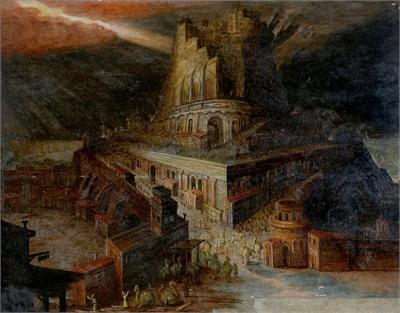Toren van Babel onder de hamer