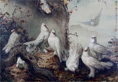 Lee Man Fong in Kunst- en Antiekveiling