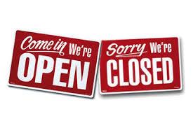 Afbeelding van Vendu gesloten op 13 en 14 mei