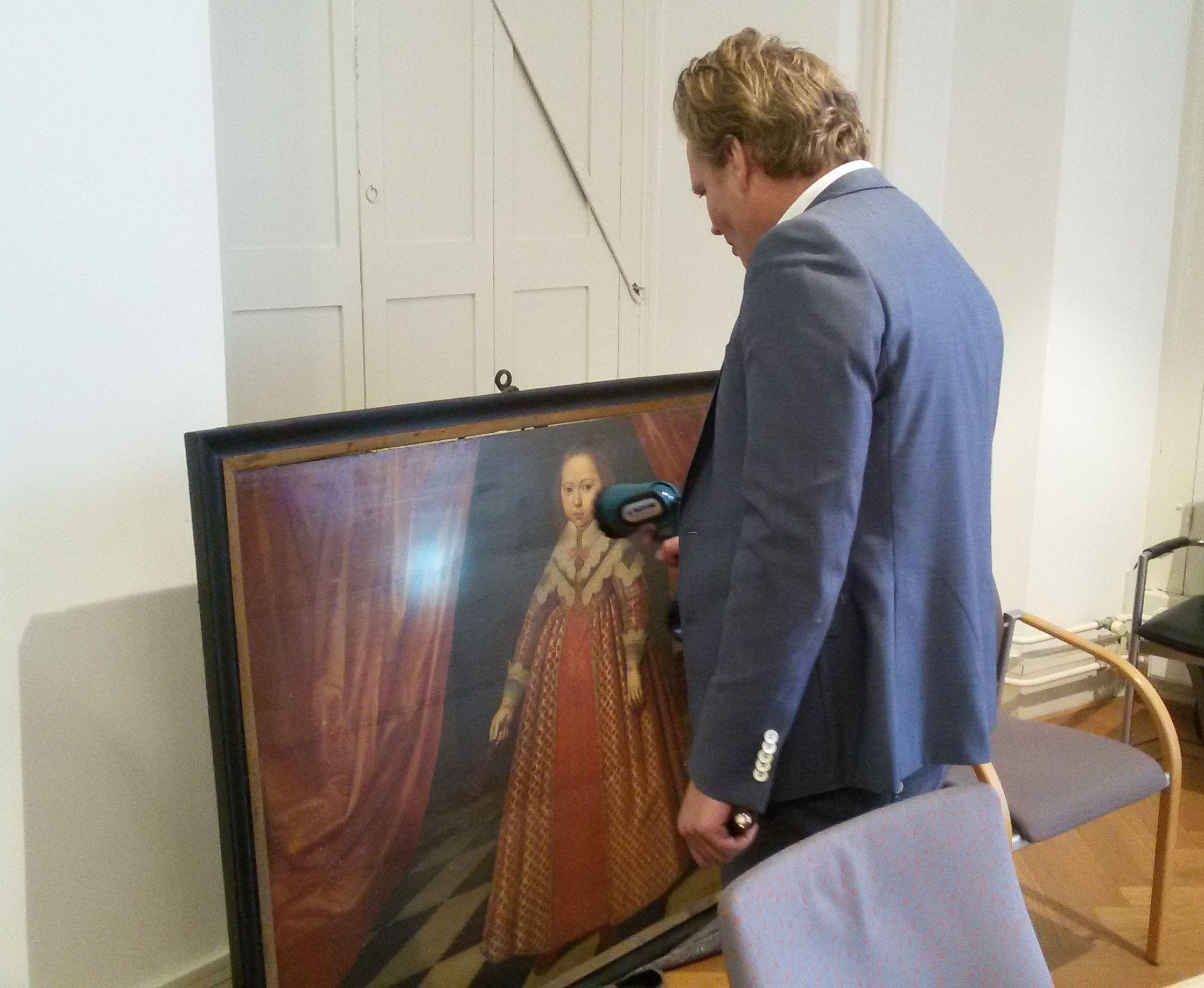 Woensdag 9 januari Taxatiedag in Historisch museum Den Briel