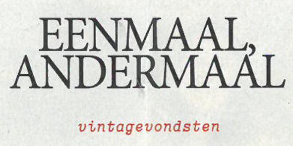 Afbeelding van Vendu in de Volkskrant