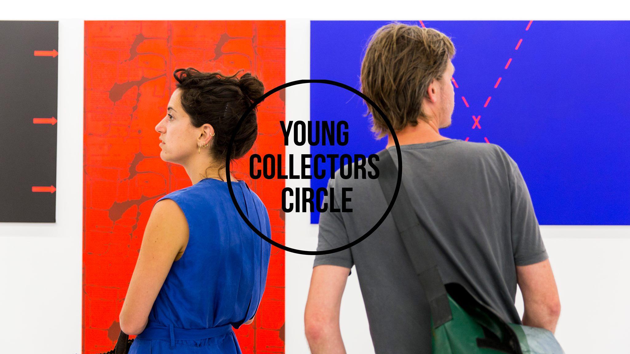 Kijkdagpreview VENDU ROTTERDAM x YOUNG COLLECTORS CIRCLE donderdagavond 16 mei